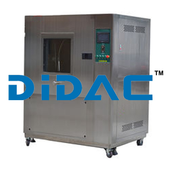 Simulation Rain Spraying Climatic Test Chamber