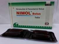 Nimesulide & Paracetamol Bolus