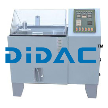 Programmable Salt Spray Corrosion Test Chamber