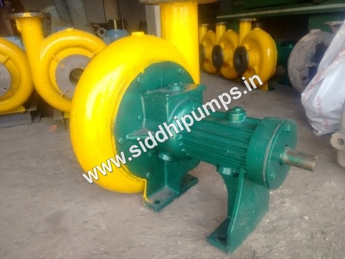 chemical slurry pump