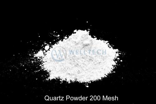 Quartz Powder 200 Mesh