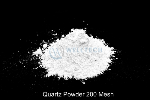 Quartz Powder 200 Mesh