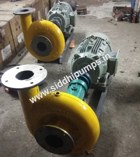industrial slurry pumps
