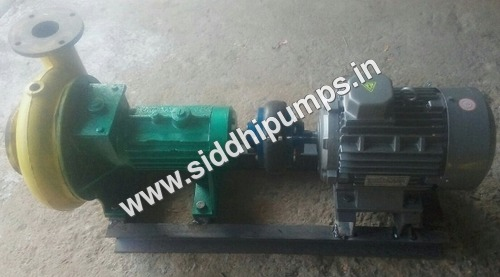 portable slurry pump