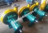 Thick slurry pump
