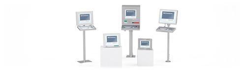 Industrial Monitors & HMI Solutions