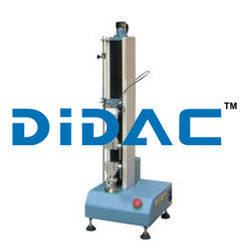 Single Column Compression Testing Machine