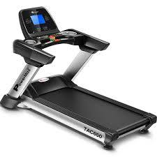 Commercial Treadmill 5 HP AC.