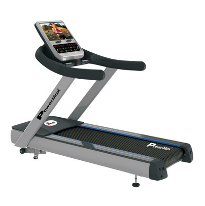Commercial Tread Mill with Touch Screen TV 7 HP AC.