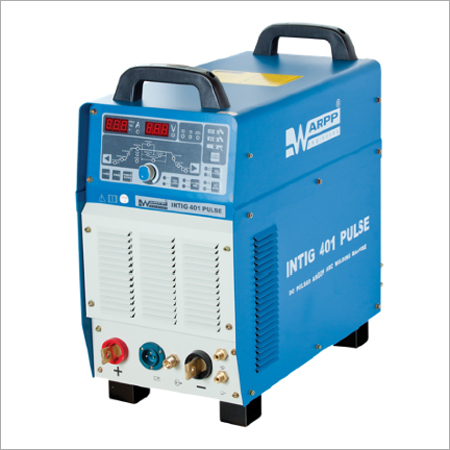 Digital Inverter Based MMA-TIG-Pulse TIG Welding