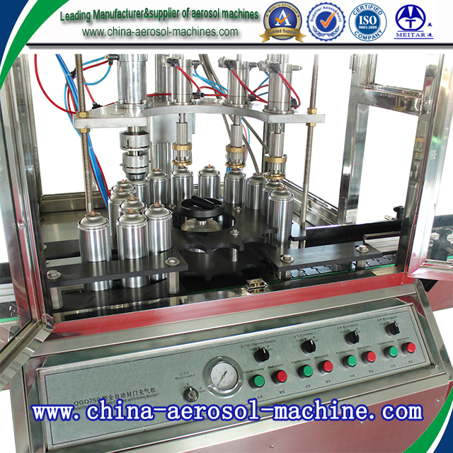 Automatic Snow Spray Foam Filling Machine