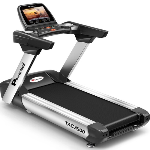 Commercial Tread Mill with Touch Screen TV 6 HP AC.