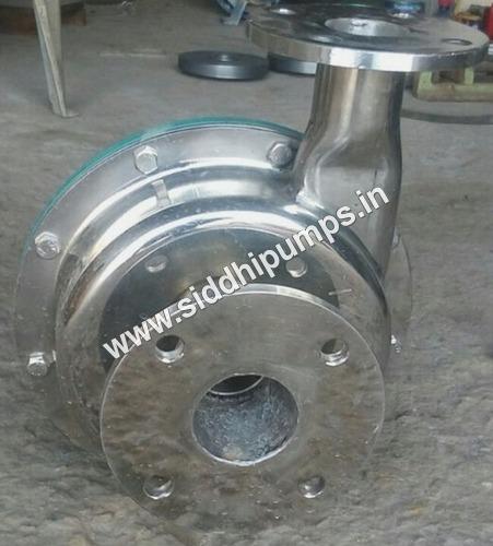 non clog centrifugal pump