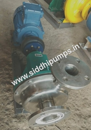 non clog sewage pump