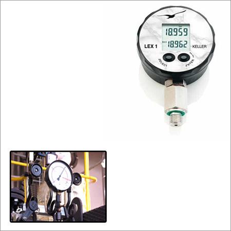 Digital Manometer for Gas Pressure