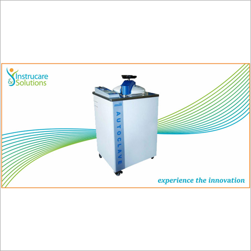 Digital Laboratory Autoclave