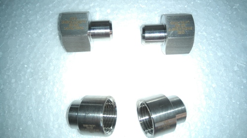 Double Ferrule Instrumentation Fittings