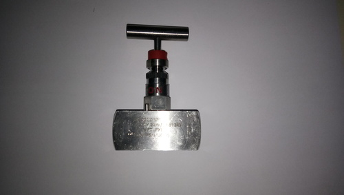Globe Isolation Valves Single Ferrule Tube