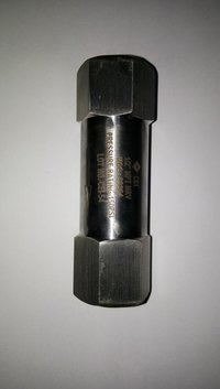 Non Return Valve- PN 400 Single Ferrule Metric Tube ends