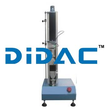 Desktop Single Column Tensile Strength Testing Machine