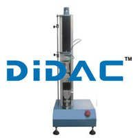 Desktop Single Column Tensile Strength Testing Machine