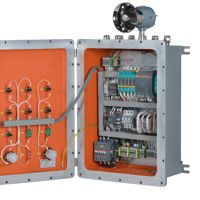 Control Distribution Panel