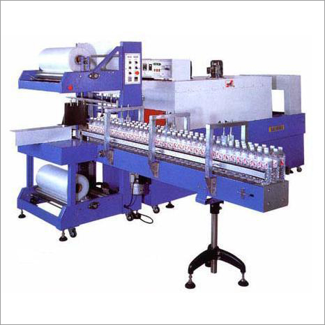 3 In 1 Pet Bottle Packing Machine