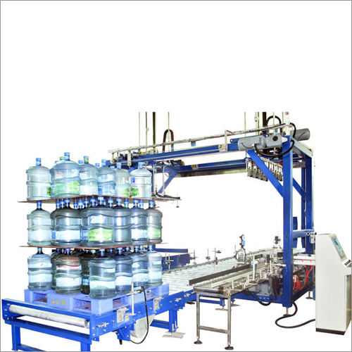 Packaging Mineral Water bottling Plant