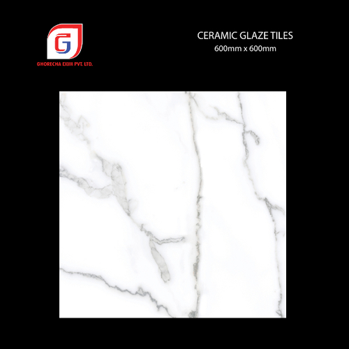 white vitrified tiles