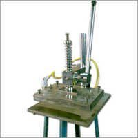 Hand Operated Blister Sealing Machine