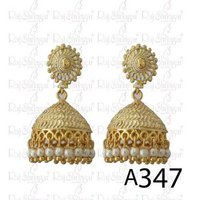 Long Beed Earrings