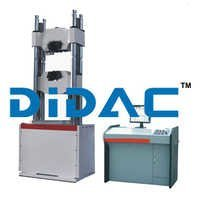 Tensile And Bending Hydraulic Testing Machine