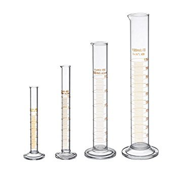 Measuring Cylinder Graduated Class B