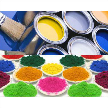 Pigments for Paint Industry