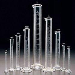 Measuring Cylinder Graduated Class A Hexa Base