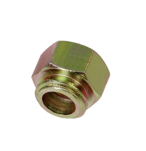 Brass Back Nut