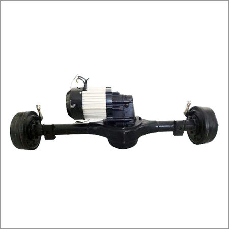 E-Rickshaw Rear Axle