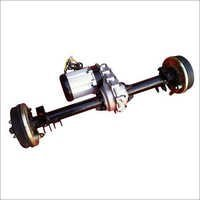 Motor And Rear Axle Spares