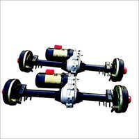 Motor and Rear Axle