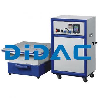Package Testing Vertical Vibration Measurement Instrument