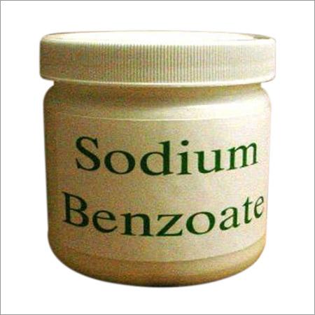 Sodium Benzoated