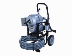 Motorised Trolley Mounted Cable Spinner