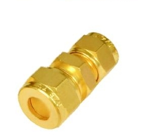 Brass Reducing Coupling BSP