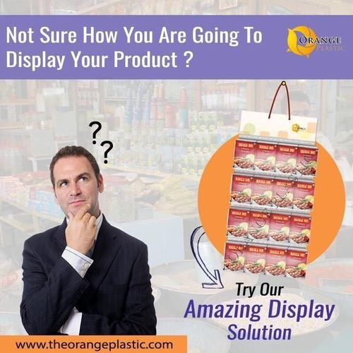 FMCG Product Display Hanger