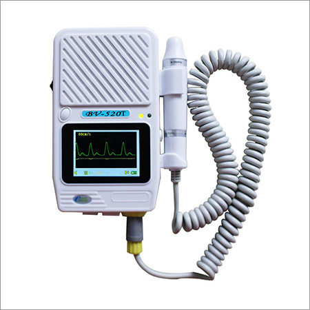Super Sensitive Portable Vascular Doppler