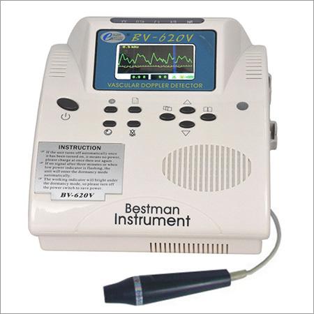Desktop Vascular Doppler