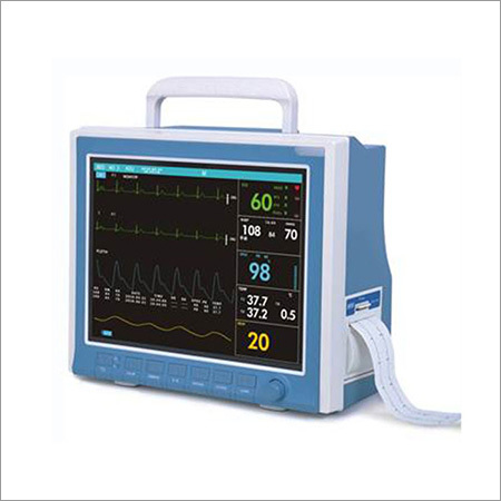 Central Patient Monitoring System