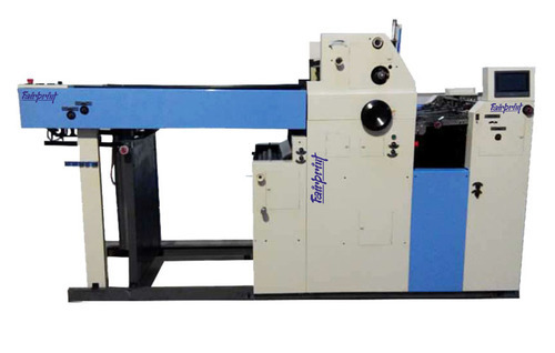 Single color Both Side offset Printing Machine