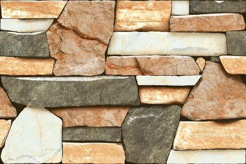 300 x 450 Digital Rock Elevation Wall Tiles