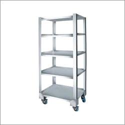 Slotted Aluminium Rack